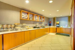 Restaurant - SpringHill Suites by Marriott Lawrence