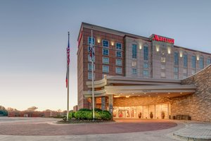 Exterior view - Marriott City Center Hotel Macon