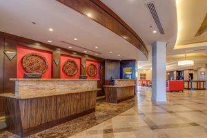 Lobby - Marriott City Center Hotel Macon