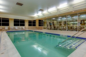 Recreation - Marriott City Center Hotel Macon