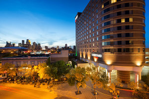 Exterior view - Courtyard by Marriott Hotel Downtown Minneapolis