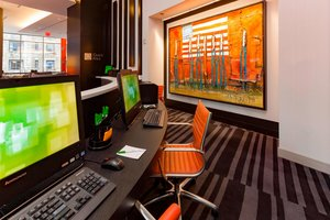 Conference Area - Courtyard by Marriott Hotel Central Park NYC