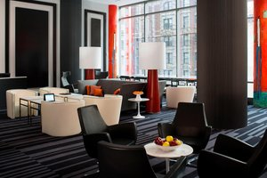 Restaurant - Courtyard by Marriott Hotel Central Park NYC