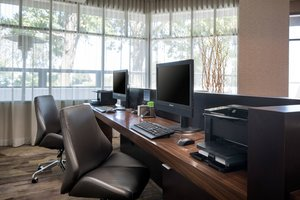 Conference Area - Courtyard by Marriott Hotel Richmond