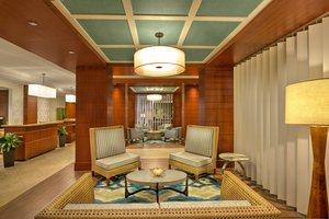 Lobby - Marriott Vacation Club Oceana Palms Hotel Singer Island
