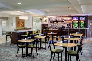 Restaurant - Courtyard by Marriott Hotel Stockton