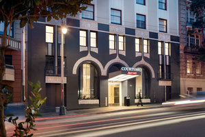 Exterior view - Courtyard by Marriott Hotel San Francisco