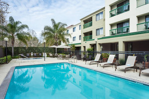 Recreation - Courtyard by Marriott Hotel Stockton