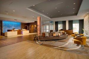 Lobby - Fairfield Inn & Suites by Marriott Downtown Nashville