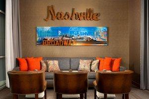 Restaurant - Fairfield Inn & Suites by Marriott Downtown Nashville