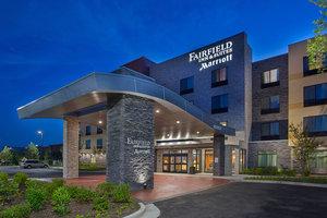 Exterior view - Fairfield Inn & Suites by Marriott Hendersonville