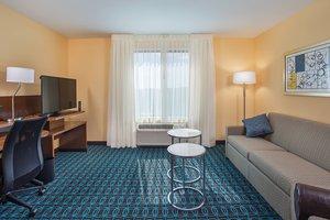 Suite - Fairfield Inn & Suites by Marriott Hendersonville