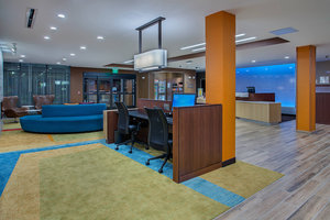 Conference Area - Fairfield Inn & Suites by Marriott Hendersonville