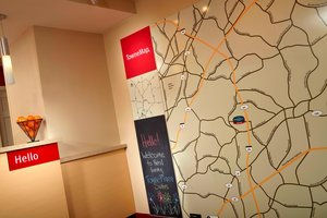 Map - TownePlace Suites by Marriott Northlake Atlanta