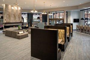Lobby - Residence Inn by Marriott City Center Boise