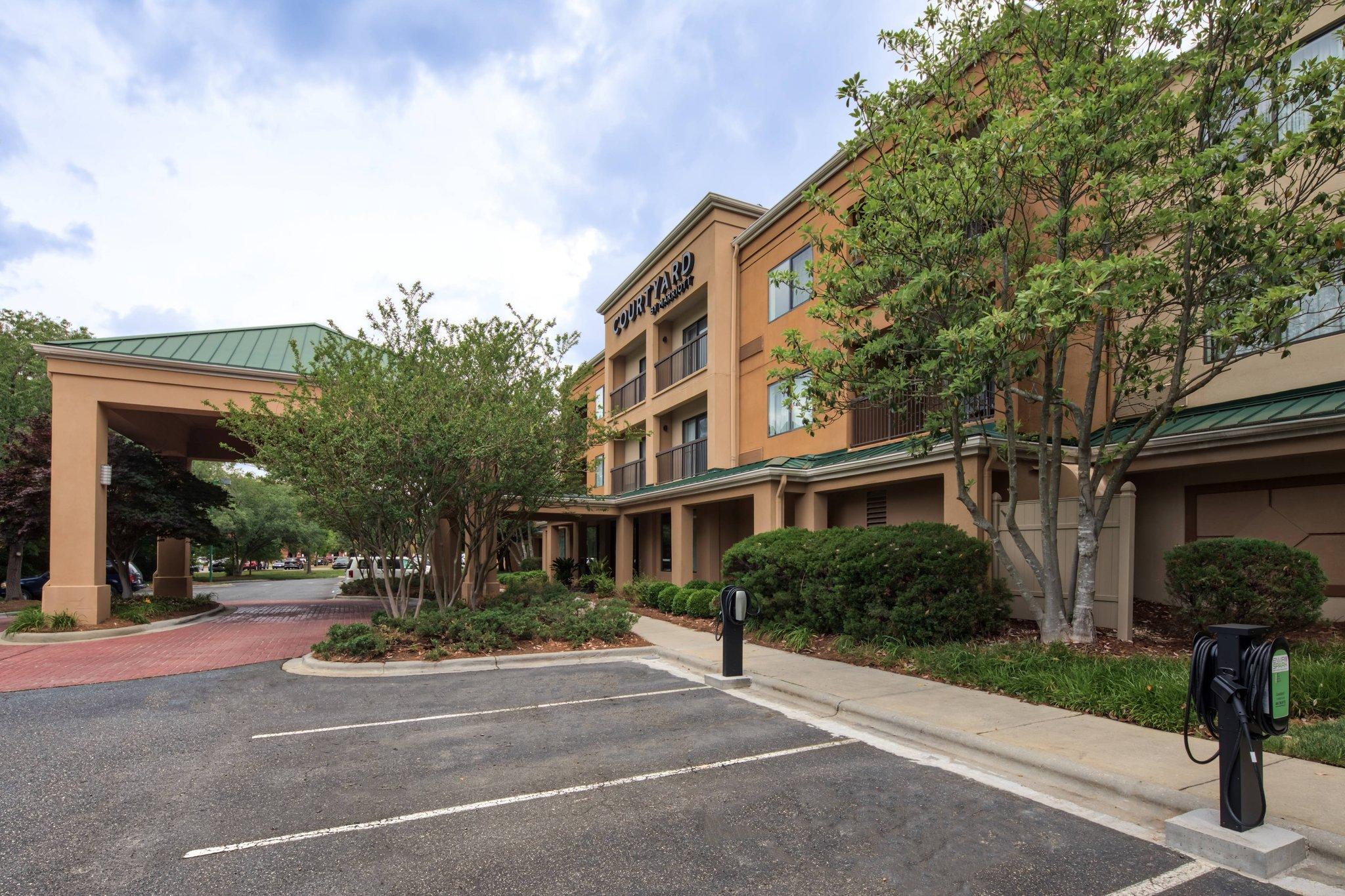Courtyard Rock Hill