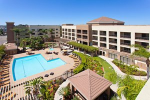 Exterior view - Courtyard by Marriott Hotel San Diego Central