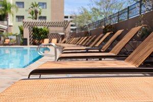 Recreation - Courtyard by Marriott Hotel San Diego Central