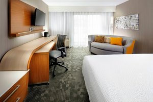 Room - Courtyard by Marriott Hotel State College