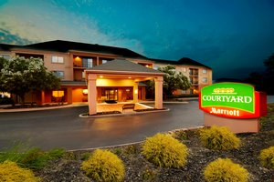 Exterior view - Courtyard by Marriott Hotel State College
