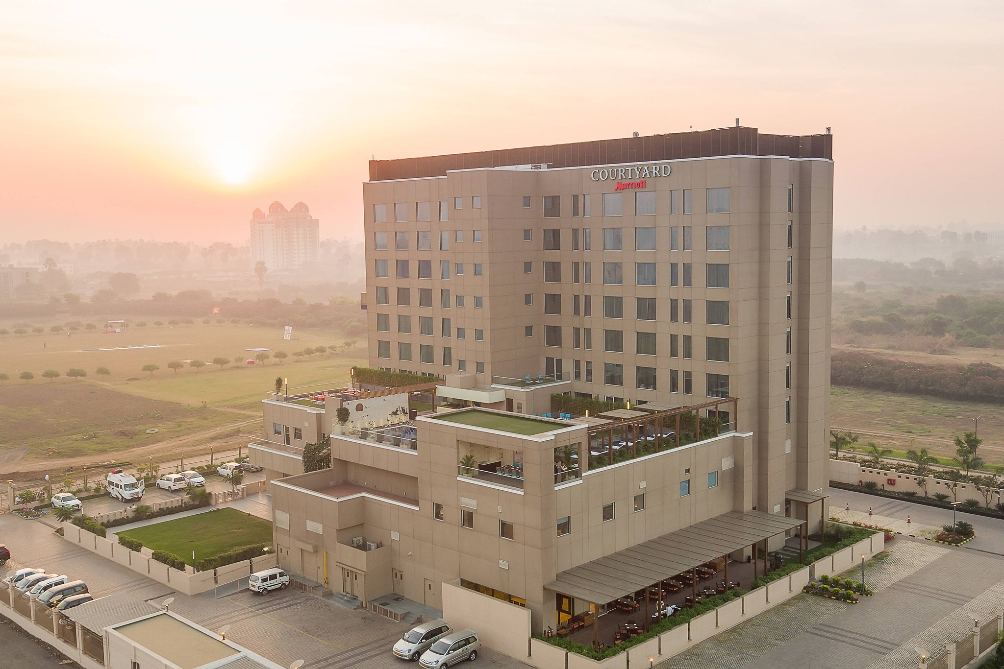 Courtyard by Marriott Surat