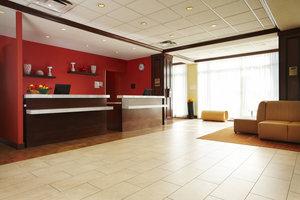 Lobby - Courtyard by Marriott Hotel Ottawa