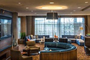 Lobby - Courtyard by Marriott Hotel Airport Winnipeg