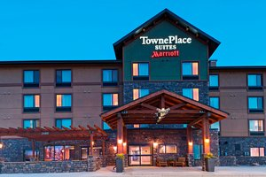 Exterior view - TownePlace Suites by Marriott Billings