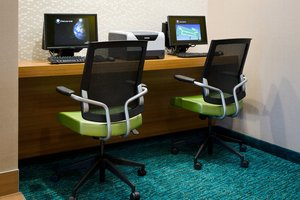 Conference Area - SpringHill Suites by Marriott Airport Nashville
