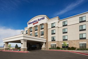 Exterior view - SpringHill Suites by Marriott Airport Denver
