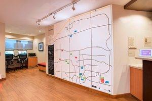 Map - TownePlace Suites by Marriott West Des Moines