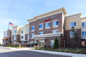 Exterior view - TownePlace Suites by Marriott Auburn Hills