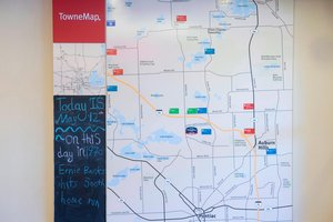 Map - TownePlace Suites by Marriott Auburn Hills