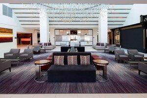 Lobby - Marriott Hotel Hanover Whippany