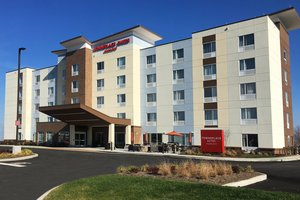 Exterior view - TownePlace Suites by Marriott Mercer