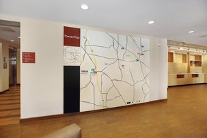 Map - TownePlace Suites by Marriott Mercer
