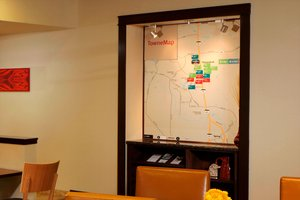 Map - TownePlace Suites by Marriott Shenandoah
