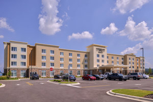 Exterior view - TownePlace Suites by Marriott West Huntsville
