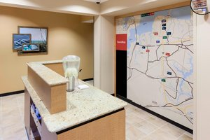 Map - TownePlace Suites by Marriott Suffolk