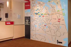 Map - TownePlace Suites by Marriott Virginia Beach
