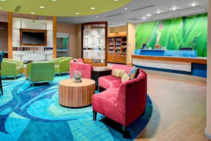 Lobby - SpringHill Suites by Marriott Augusta
