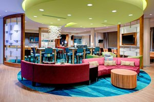 Bar - SpringHill Suites by Marriott Augusta