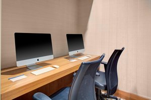 Conference Area - SpringHill Suites by Marriott Augusta