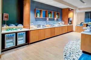 Restaurant - SpringHill Suites by Marriott Augusta