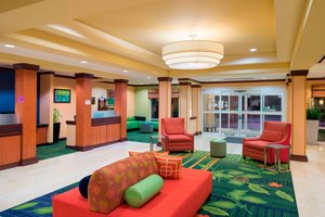 Lobby - Fairfield Inn & Suites by Marriott Huntingdon