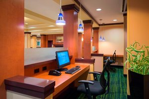 Conference Area - Fairfield Inn & Suites by Marriott Huntingdon