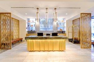 Lobby - Watermark Hotel Downtown Baton Rouge