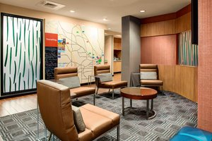 Map - TownePlace Suites by Marriott Mercer University Macon