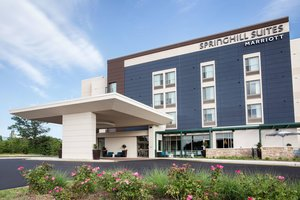 Exterior view - SpringHill Suites by Marriott Mt Laurel