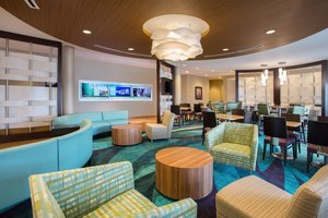 Lobby - SpringHill Suites by Marriott Mt Laurel